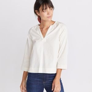 NWT Marine Layer Women's Lenora Blouse - Medium
